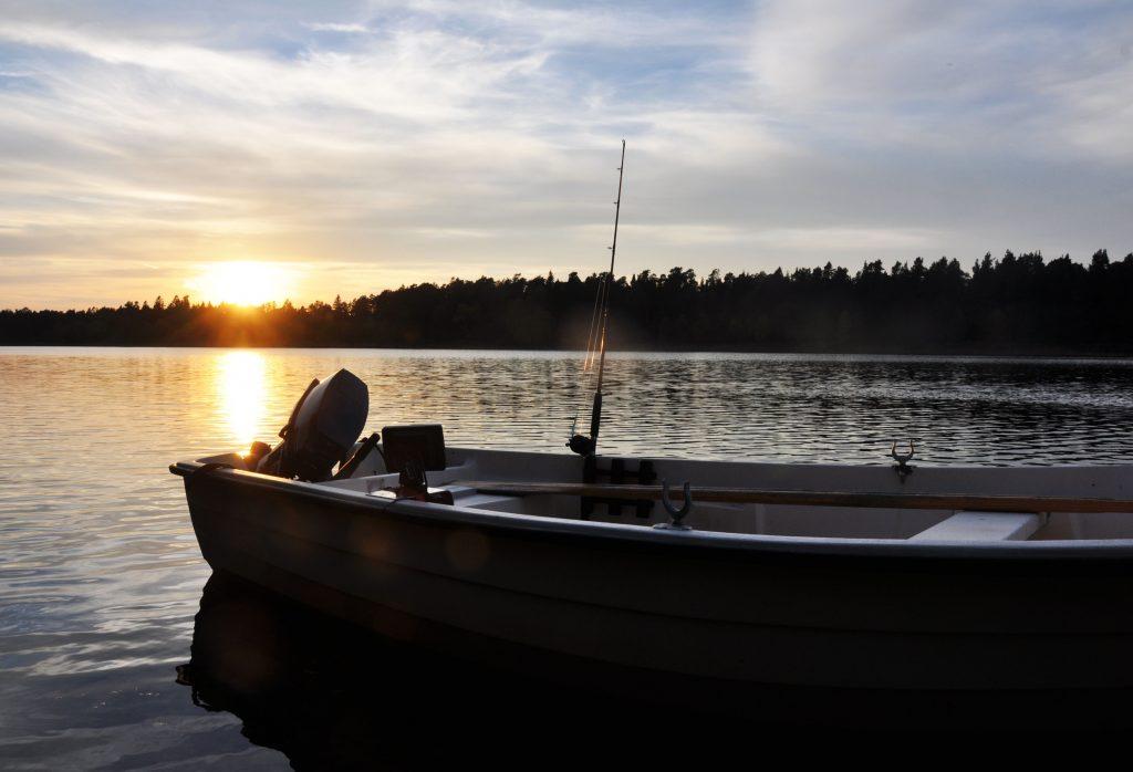 GPS/fish finder, Ockelbo B15 - Sågarbo herrgård