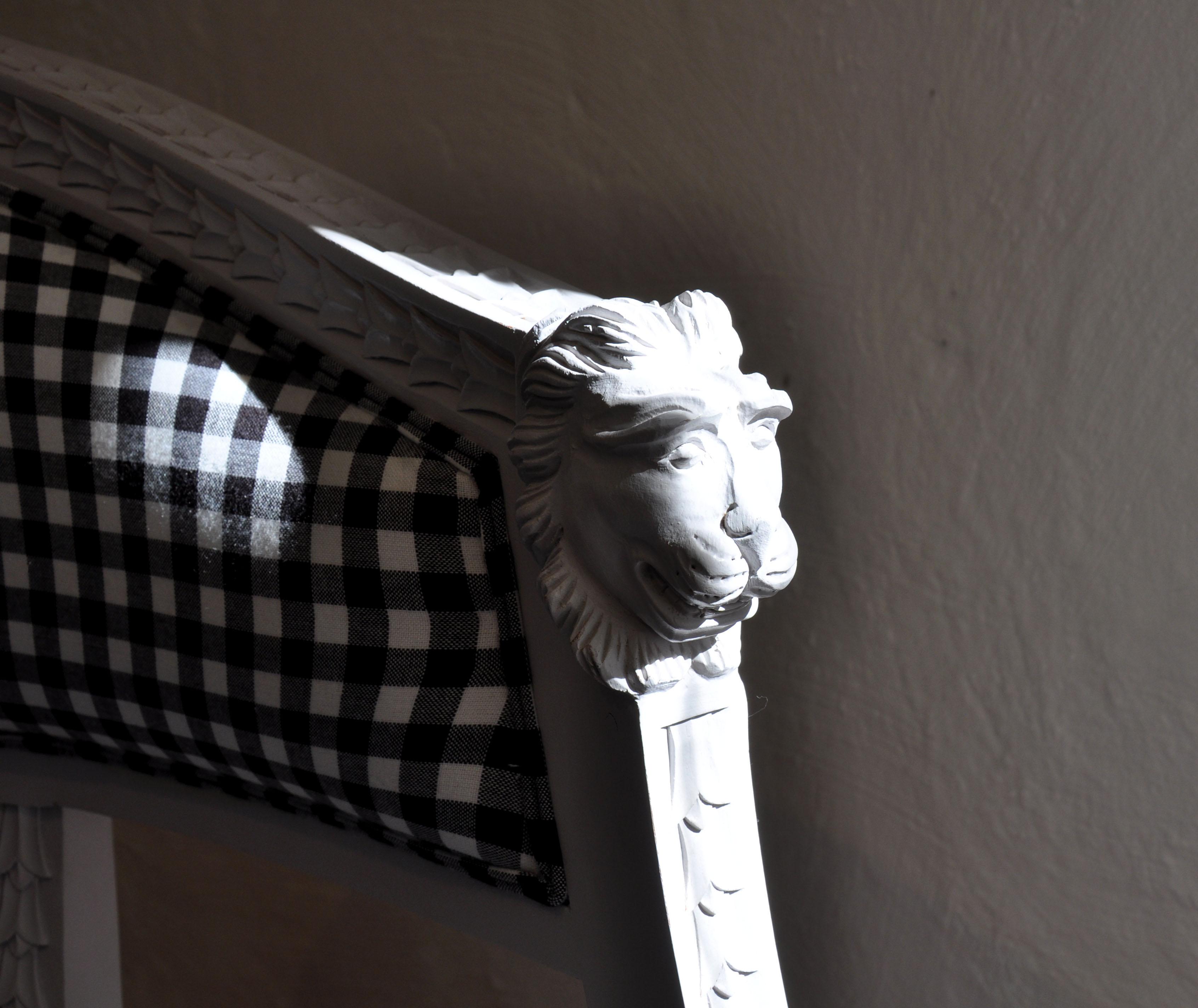 Gustavian chair; sågarbo herrgård stuguthyrning; lounge interior design;