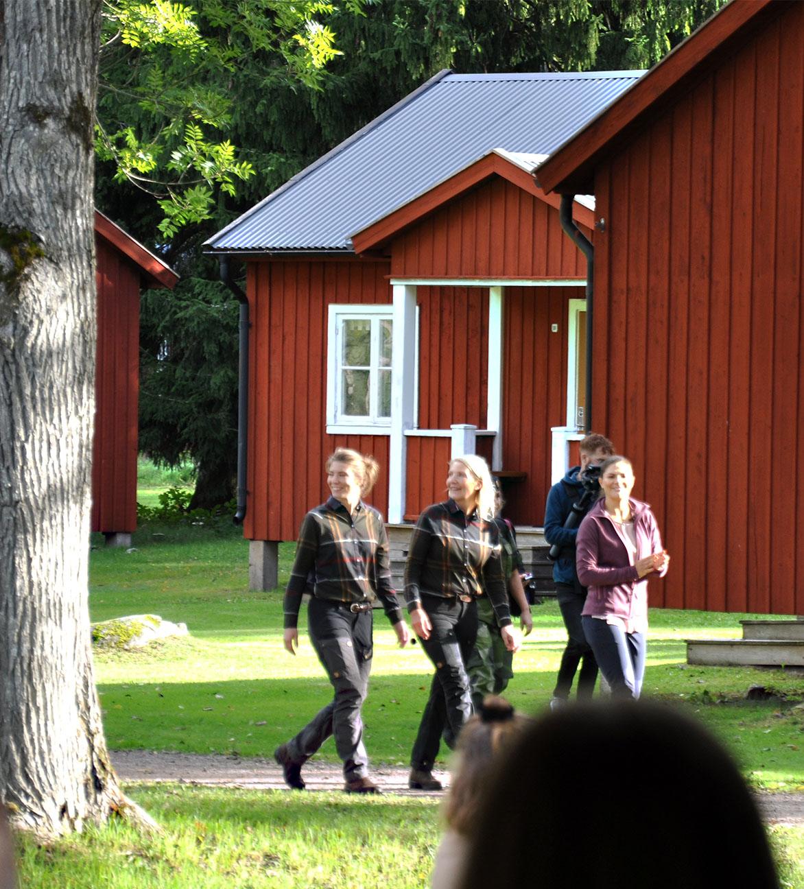 H.K.H. Kronprinzessin Sågarbo herrgård Beate Tjernström Sofia Tjernström