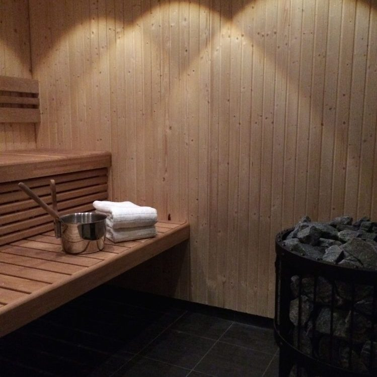 Swedish Sauna Sagarbo herrgard